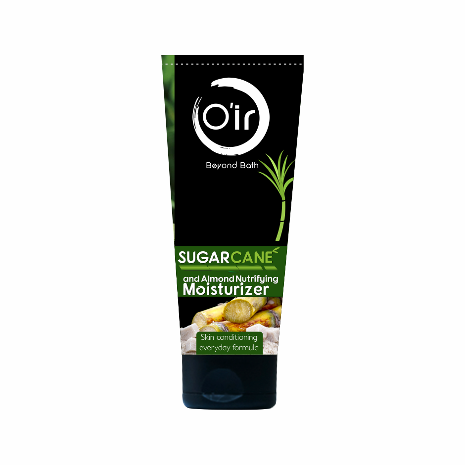 Sugarcane and Almond Nutrifying Moisturizer